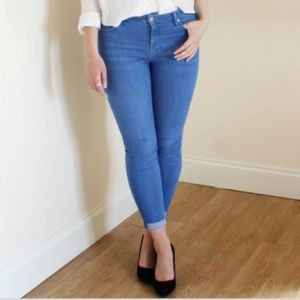 TopShop Moto Leigh Jeans